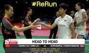#ReRun |WD2| SUPAJIRAKUL/ TAERATTANACHAI (THA) vs HUANG/TANG (CHN)|Uber Cup 2018