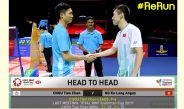 #ReRun F |MS| NG Ka Long Angus (HKG) vs. CHOU Tien Chen (TPE) [3]|Thailand Open 2019