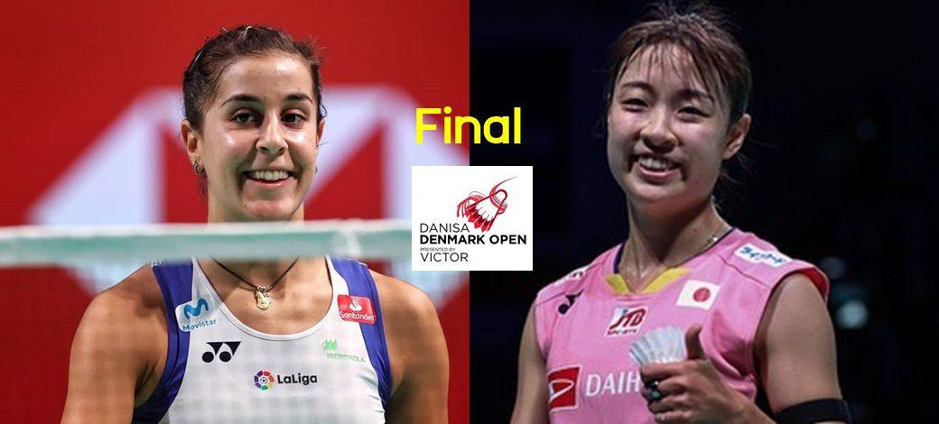 Live Finals Day Denmark Open 2020